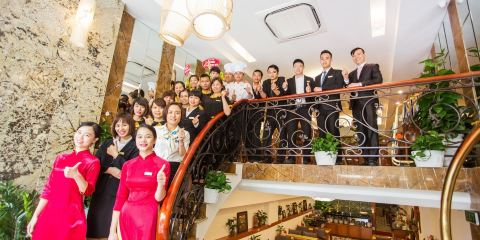 馬來西亞航空公司河內金色假日酒店