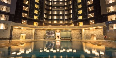 國泰航空雅加達馬腰蘭美爵酒店