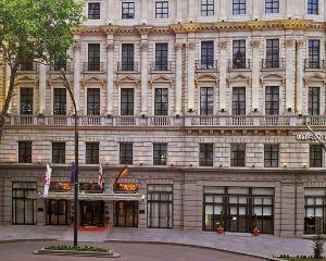 香港-第比利斯自由行 法國航空公司第比利斯萬豪酒店