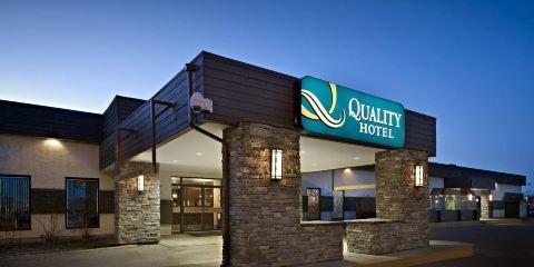 美國聯合航空麥克默裏堡品質酒店及會議中心