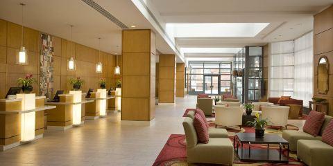 中華航空公司多倫多伊頓中心萬豪酒店