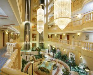 香港-杜拜自由行 Etihad Airways迪拜卡爾頓宮酒店