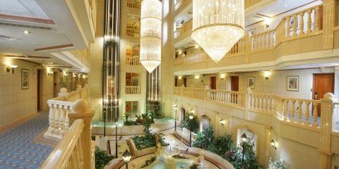 Etihad Airways迪拜卡爾頓宮酒店