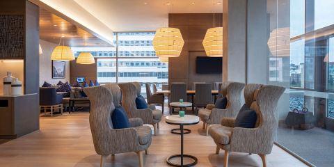 中華航空公司西雅圖凱悅酒店