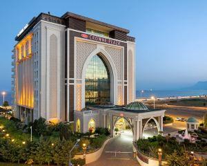 香港-安塔利亞自由行 德國漢莎航空-安塔利亞皇冠假日酒店