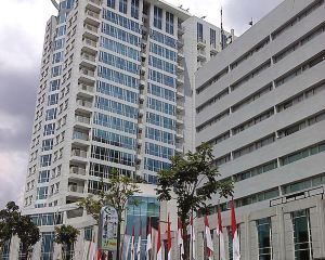 香港-萬隆自由行 印尼嘉魯達航空萬隆皇家酒店