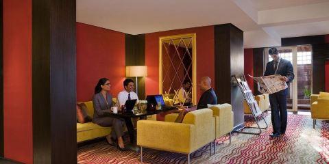泰國國際航空公司+孟買國際機場萬豪度假酒店