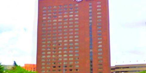 日本航空公司+卡爾加里市中心德爾塔酒店