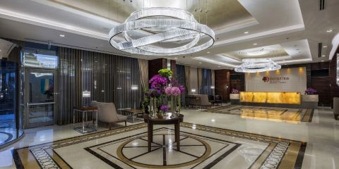 卡塔爾航空+伊斯坦布爾託普卡匹希爾頓逸林酒店