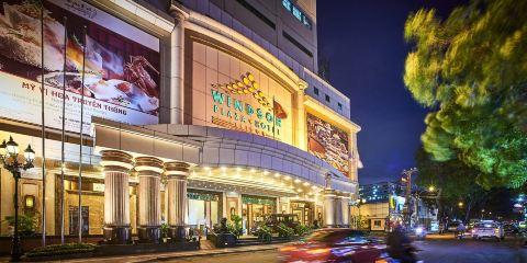汶萊皇家航空公司温莎廣場酒店