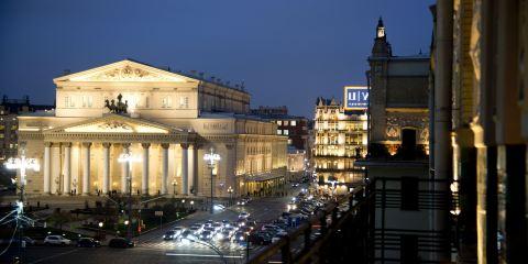 英國航空莫斯科大都會酒店
