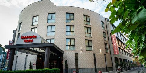 中國國際航空公司米蘭市中心萊昂納多酒店