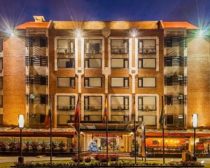 香港-波哥大自由行 美國聯合航空-蘭開斯特宮酒店