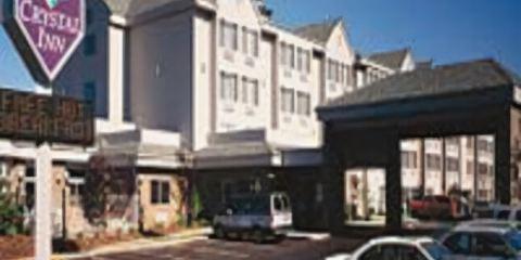 香港航空+鹽湖城水晶套房酒店 - 鹽湖城