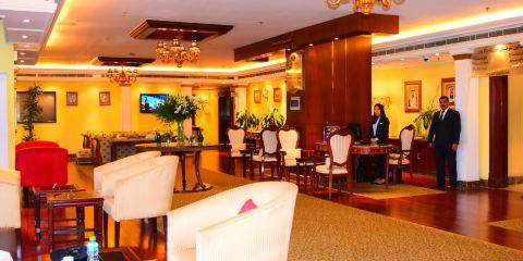 阿聯酋航空+皇家酒店