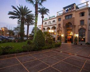 香港-阿加迪爾自由行 法國航空公司阿加迪爾阿加納酒店