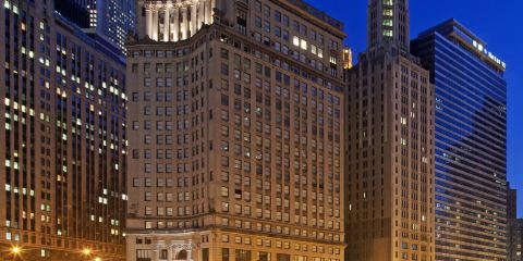 香港航空芝加哥希爾頓倫敦之家格芮精選酒店