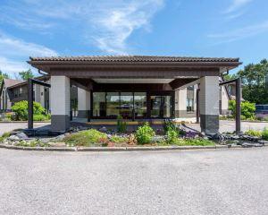 香港-諾斯貝自由行 加拿大航空公司-機場舒適酒店