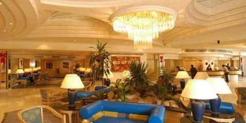 俄羅斯航空+開羅海峽娛樂場酒店