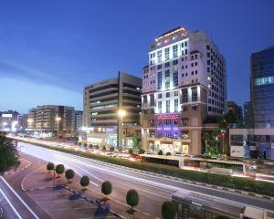 香港-杜拜自由行 汶萊皇家航空公司-迪拜卡爾頓宮酒店