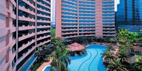 國泰港龍航空吉隆坡萬麗酒店及會議中心
