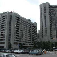 莫斯科世貿中心皇冠假日酒店(Crowne Plaza Moscow World Trade Centre)