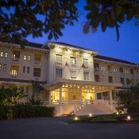暹粒萊佛士大酒店(Raffles Grand d'Angkor Siem Reap)