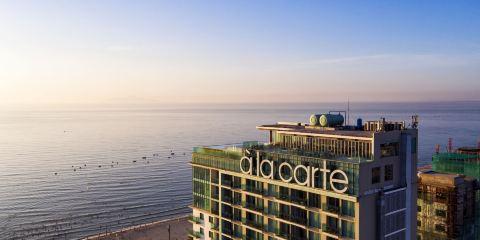 長榮航空樂卡爾特峴港海灘酒店