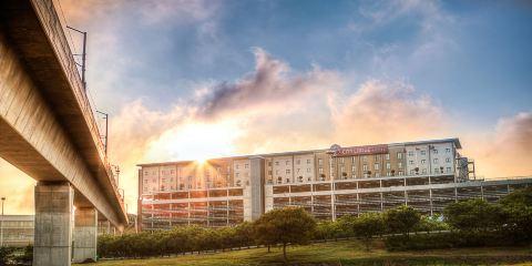 印度捷特航空公司+奧利弗坦博國際機場城市旅館酒店