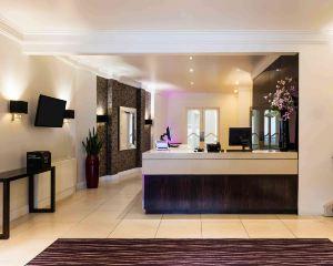 香港-阿伯丁自由行 荷蘭皇家航空公司美居阿伯丁加里東酒店