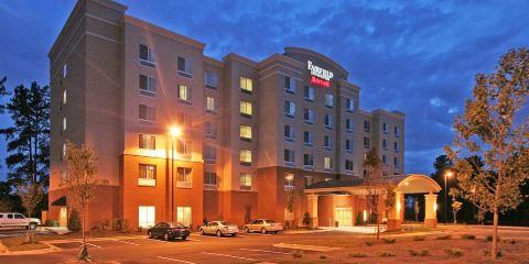 美國達美航空公司+羅利達勒姆機場/布萊爾克里克萬豪費爾菲爾德酒店