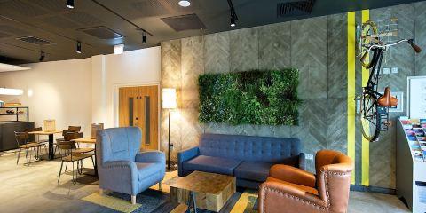 海南航空+曼徹斯特皮卡迪利星城公寓式酒店
