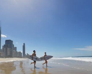 香港-黃金海岸自由行 澳洲維珍航空黃金海岸蜃景喜來登度假大酒店