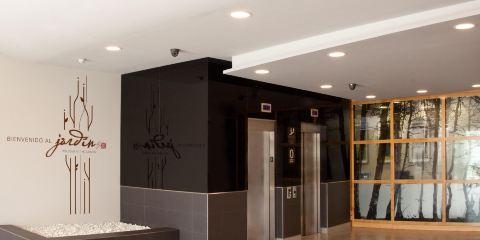 英國航空+馬拉加希爾頓花園酒店