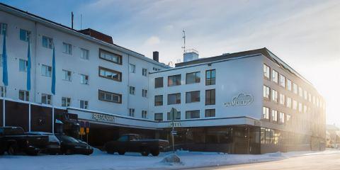 芬蘭航空公司+斯堪迪克博涵霍維旅館