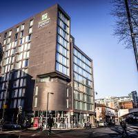 智選假日曼徹斯特市中心假日酒店(Holiday Inn Express Manchester City Centre)