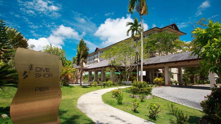 帕勞科羅爾帛琉皇家度假村酒店
