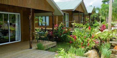 新西蘭航空+薩摩亞演說家酒店