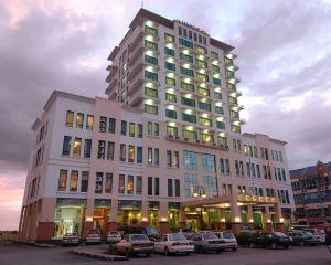 香港-泗務自由行 汶萊皇家航空公司佰樂門大酒店