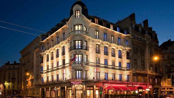 里昂中心美術學院美居酒店