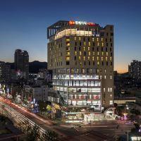 釜山宜必思釜大使酒店(Ibis Ambassador Busan City Centre)