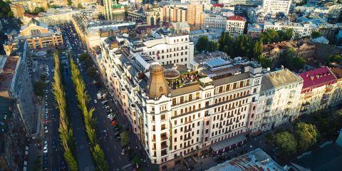 阿聯酋航空+基輔普瑞米爾宮酒店