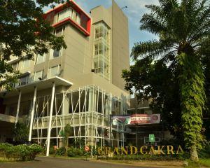 香港-瑪瑯自由行 印尼嘉魯達航空瑪琅大金輪酒店