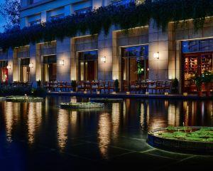香港-金奈自由行 阿聯酋航空-金奈柏悅酒店