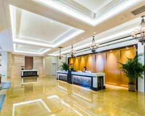 香港-湛江自由行 上海航空公司-湛江花園酒店