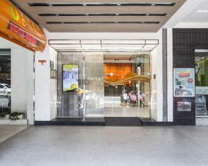香港-台北自由行 國泰港龍航空-新驛旅店(台北車站一館)
