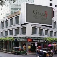 曼谷素坤逸5號格蘭德酒店(Grand 5 Hotel & Plaza Sukhumvit Bangkok)