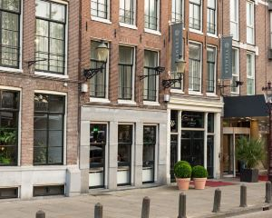 香港-阿姆斯特丹自由行 印度捷特航空公司NH典藏阿姆斯特丹巴比鬆宮酒店