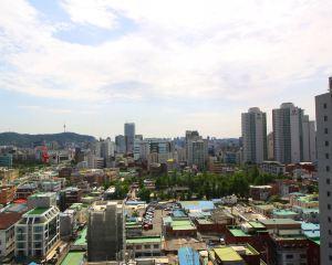 香港-首爾 4天自由行 韓國德威航空+首爾 N酒店