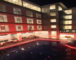 香港-日惹自由行 印尼嘉魯達航空-賽圖朗財富酒店